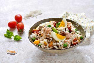 insalata di riso ricetta semplice
