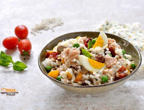 Insalata di riso – ricetta classica gustosa e facilissima