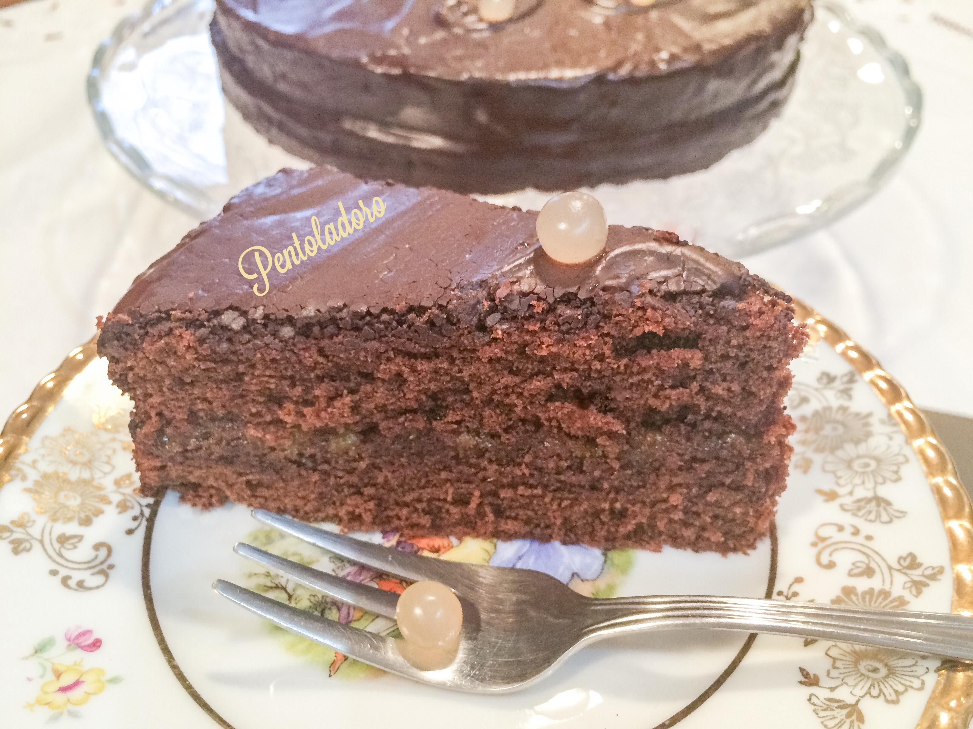 Torta Sacher | Ricetta al cioccolato