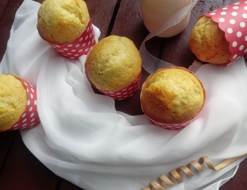 Muffin al latte (Bimby e non)