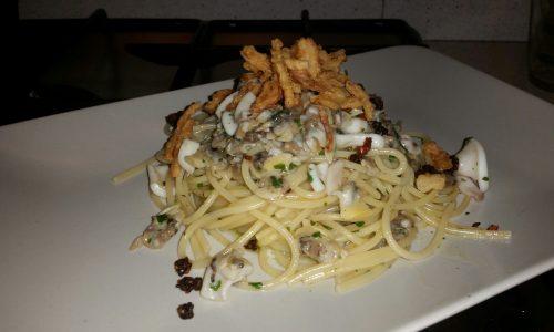 Spaghetti alle Vongole di Mauro