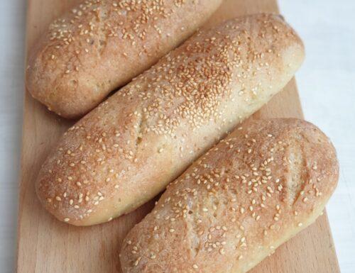 Baguette croccanti senza glutine