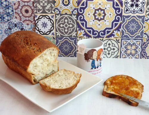 Pan bauletto ai cereali senza glutine