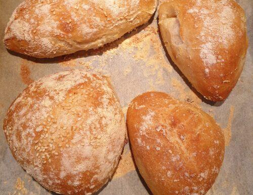 Schiacciatella Senza glutine senza impasto