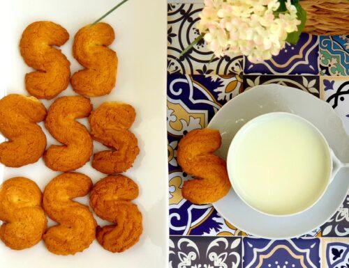 Squisiti senza glutine biscotti della tradizione ragusana