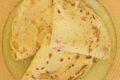 Impasto base per le crepes senza glutine