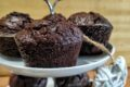 Muffin double chocolate