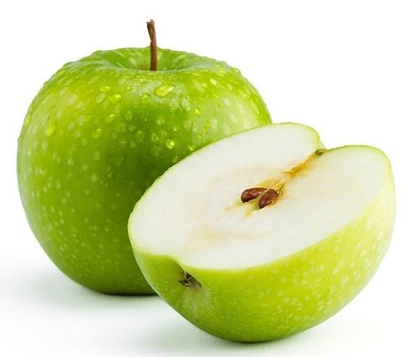 La mela verde granny smith nonna smith peperoncini - Immagini stampabili di mele ...