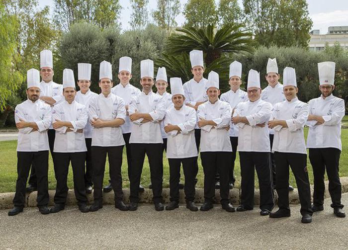 Nazionale cuochi svela il menu per le Olimpiadi di cucina