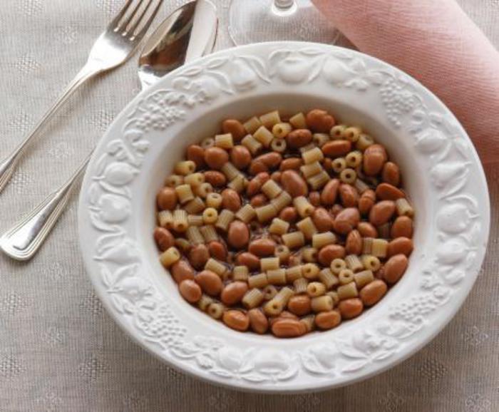 Pasta e fagioli star dei piatti 'antifreddo'