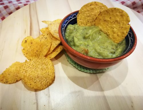 Guacamole – Ricetta messicana