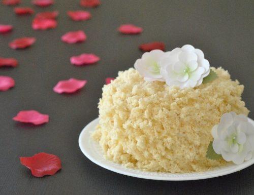 Torta Mimosa – ricetta classica