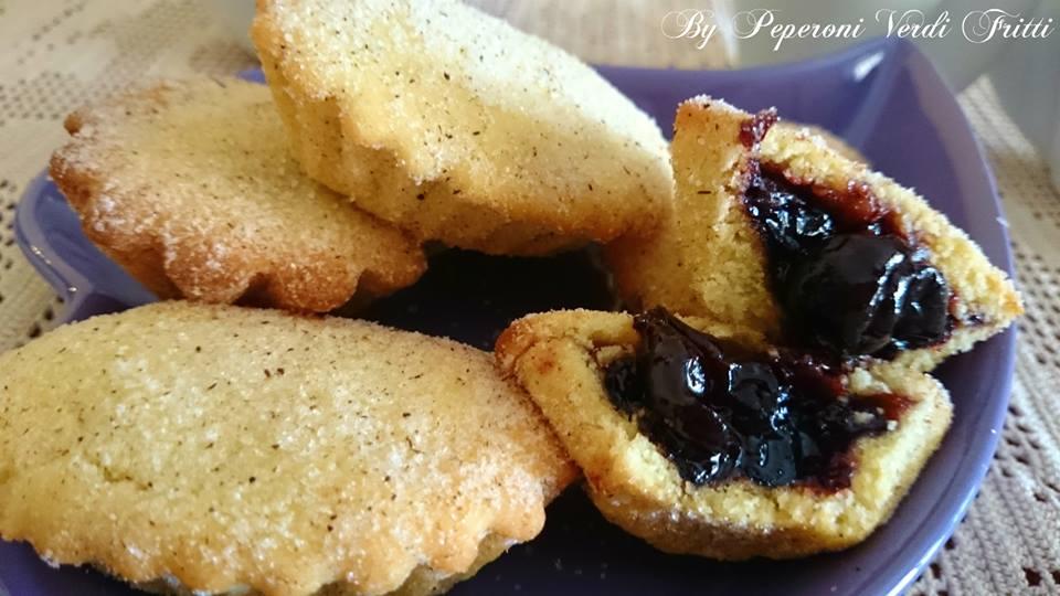 abbastanza Buccunotti calabresi con marmellata di uva fragola   Peperoni  JJ82