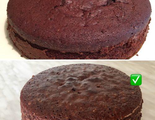 Come preparare torte con i bordi perfetti