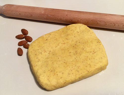 Pasta frolla alle mandorle