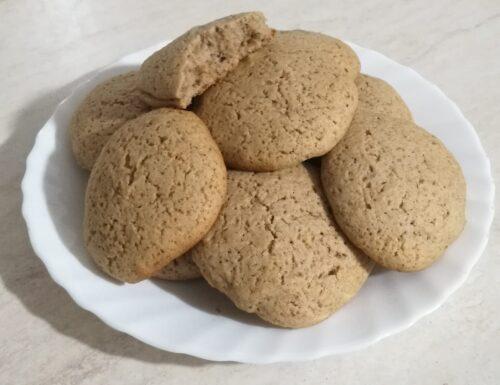 Biscotti morbidi e fragranti, con miele, cannella e chiodi di garofano