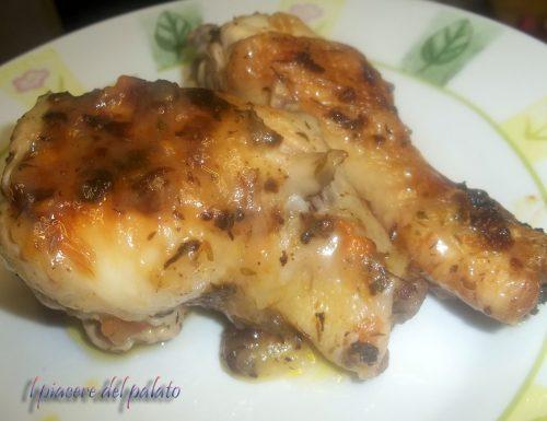 Pollo in saccoccio, ricetta fai da te