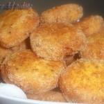 Polpette di persico, ricette per bambini