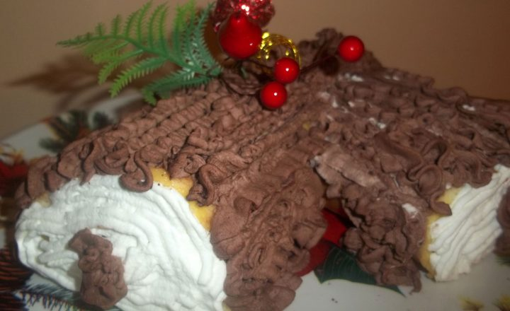 Tronchetto di Natale, Lisa contest
