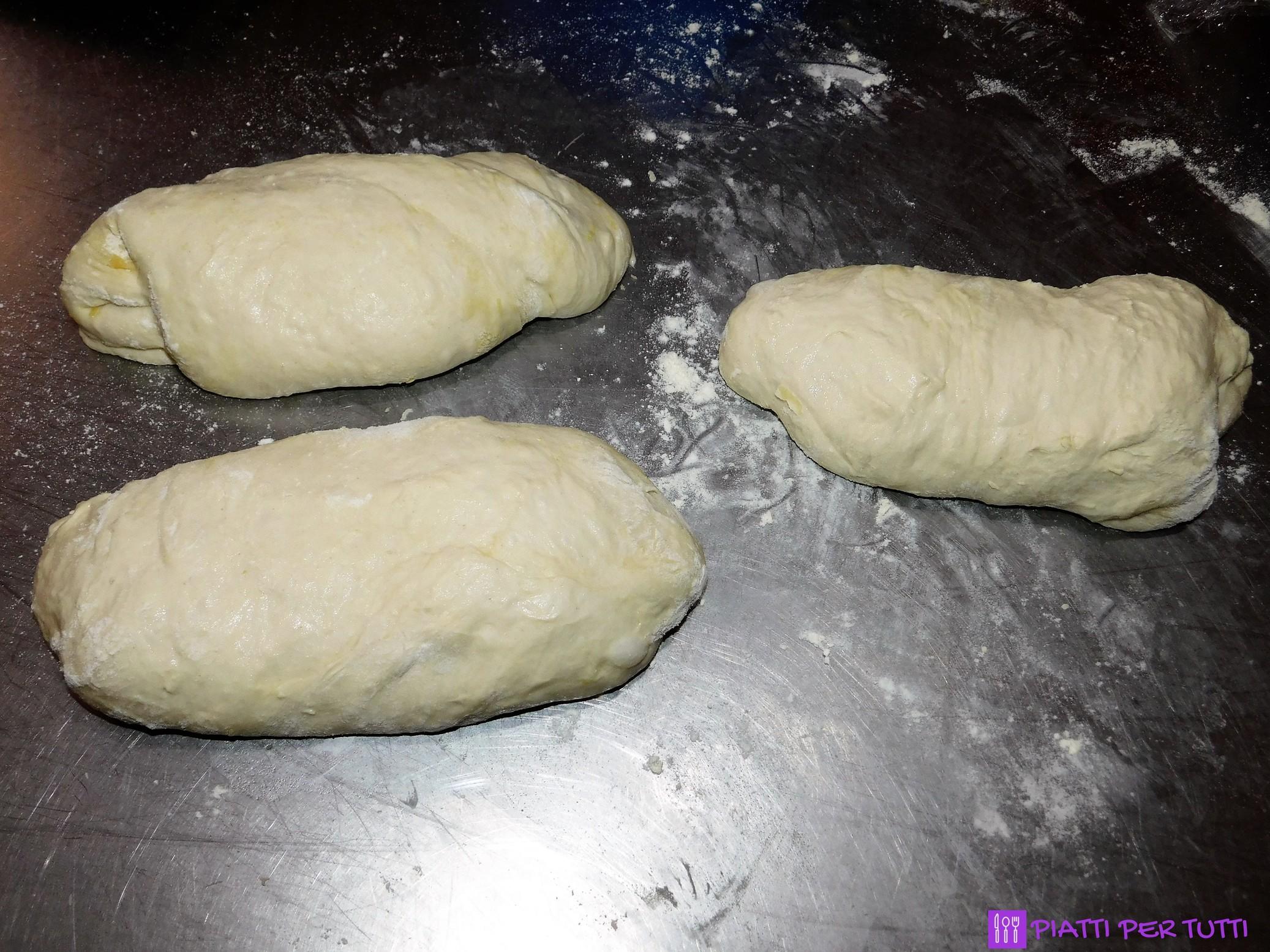 baguette con lievito madre