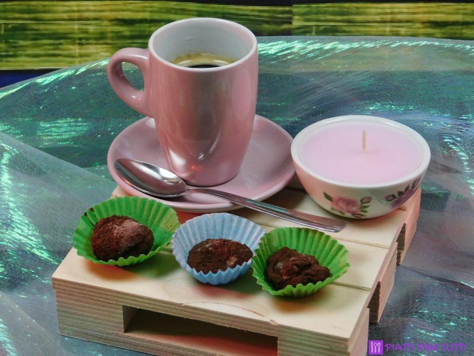 Cioccolatini morbidi