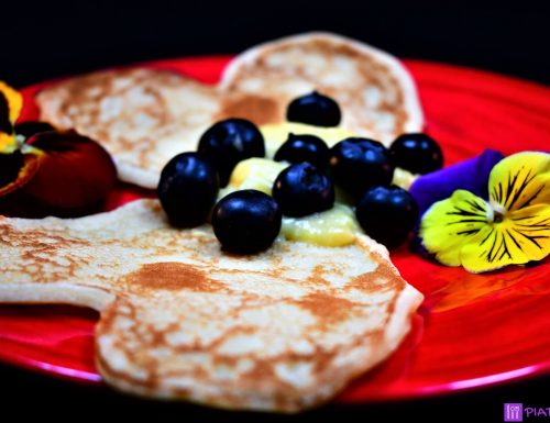 Pancake alla frutta