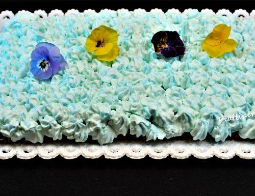 Torta blu