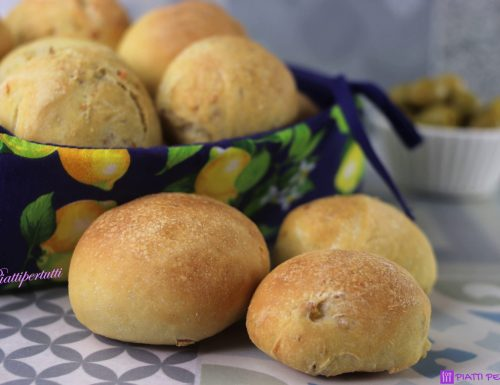 Panini con le olive