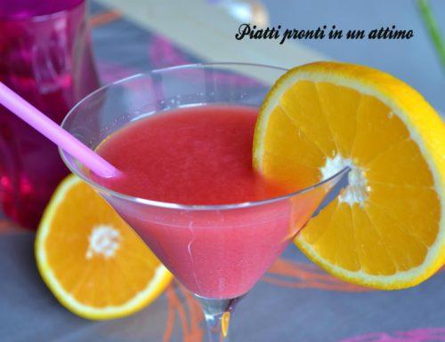 Cocktail melograno arancia