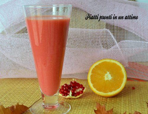 Succo di melagrano aloe vera ed arancia