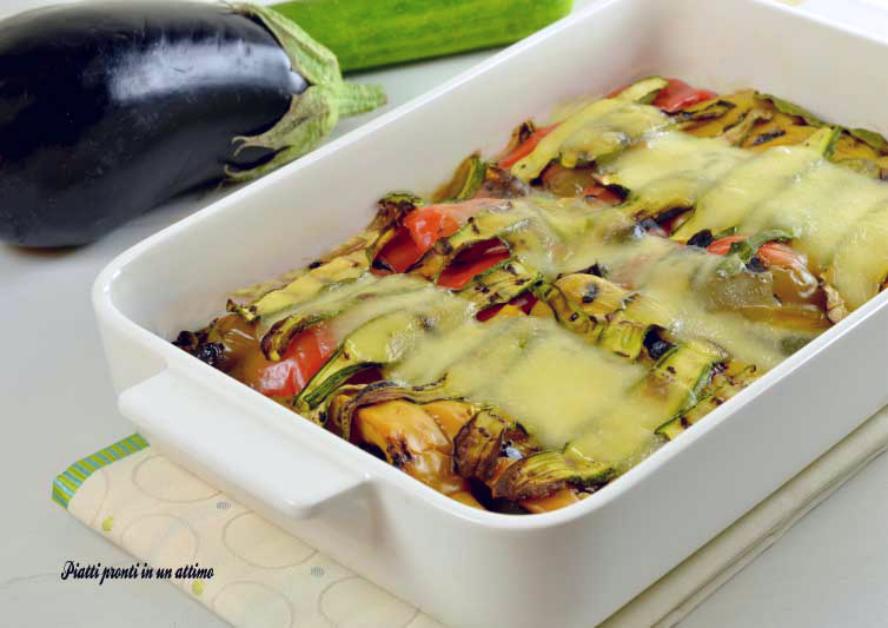teglia di verdure al forno fb 1