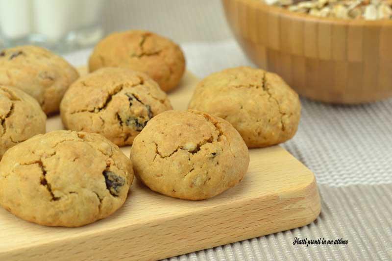 Biscotti ai cerali