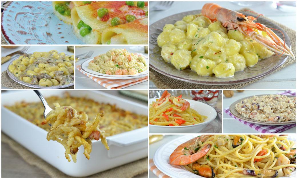 Primi piatti per le feste piatti pronti in un attimo - Tutti in tavola ricette ...