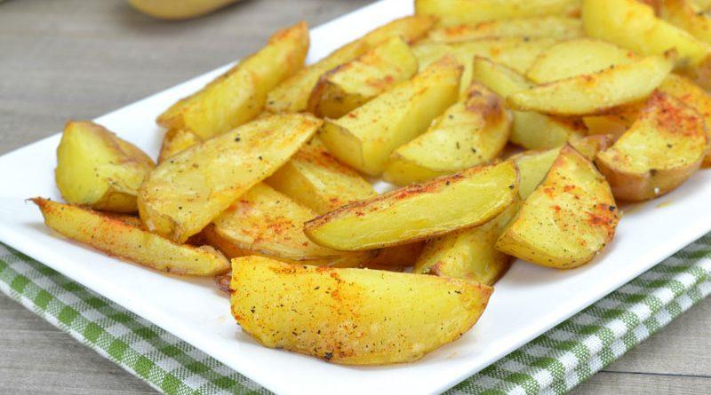 patate al forno con paprika