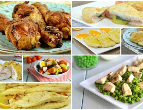 Ricette con il pollo