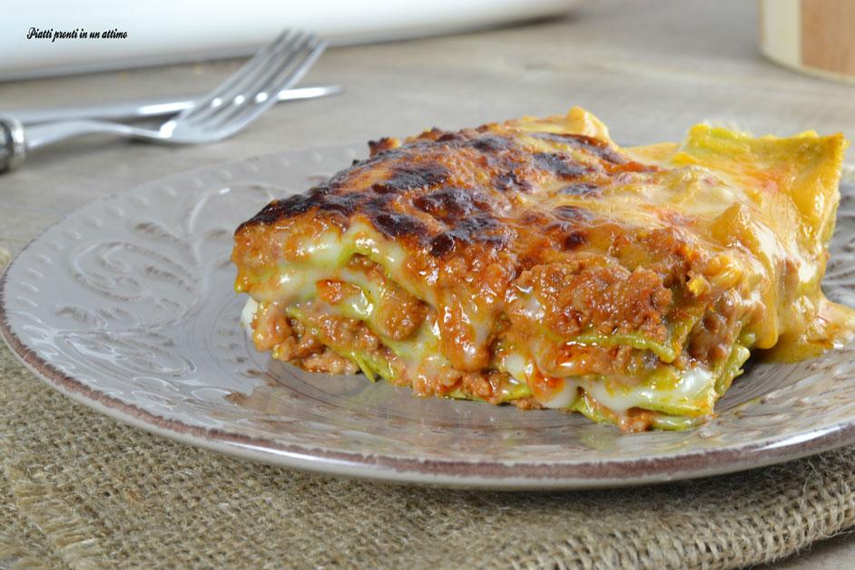 Ricetta Originale Lasagne Alla Bolognese.Lasagne Alla Bolognese Primo Gustoso