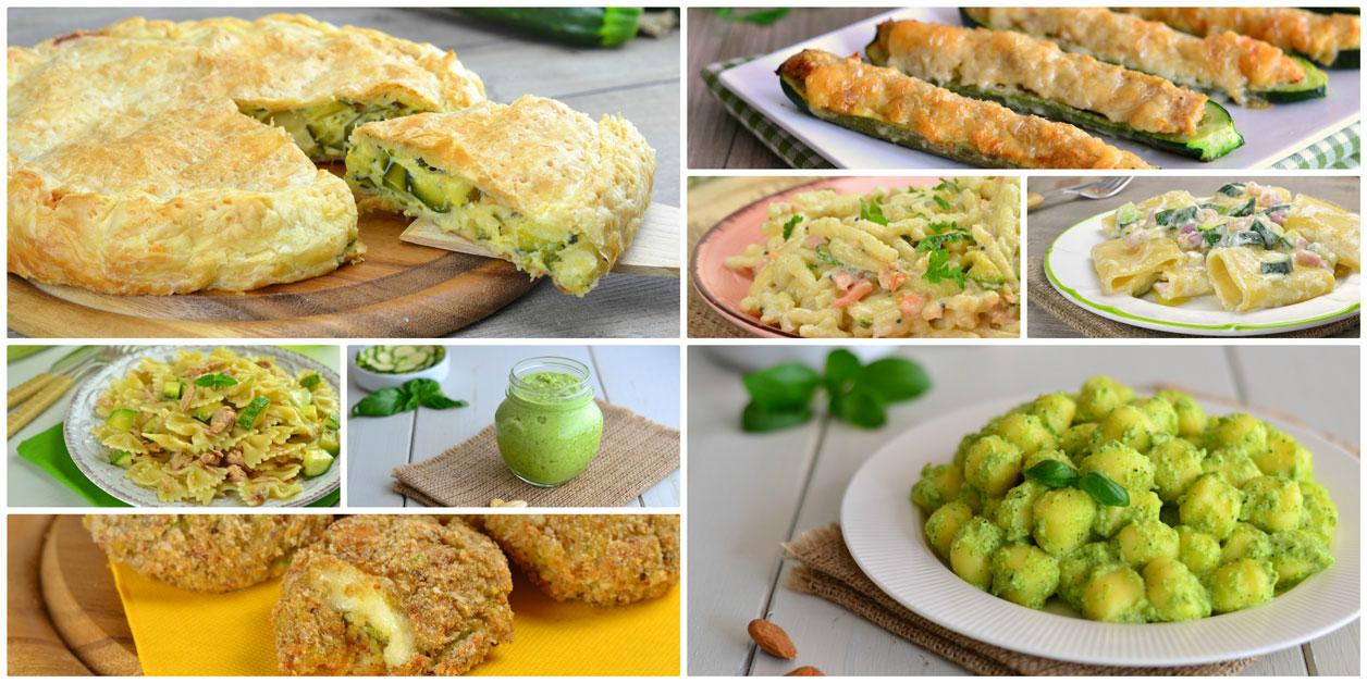 Ricette con le zucchine facili e velocissime for Cucinare le zucchine