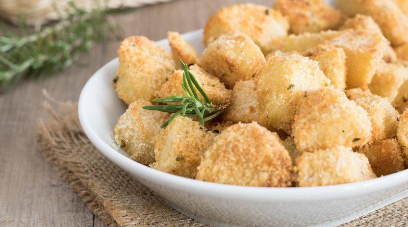 patate sabbiose in forno