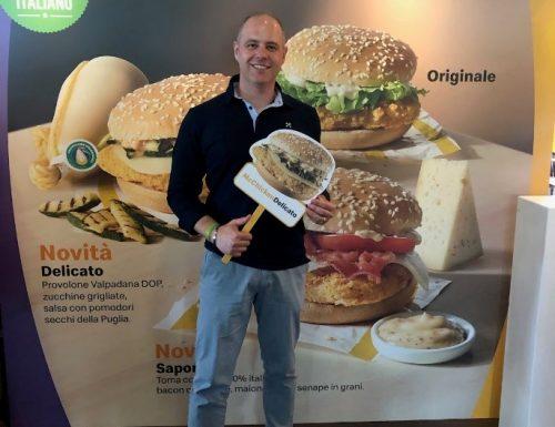 Una giornata da McDonald's, non solo per mangiare