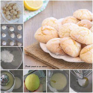 biscotti al limone senza burro preparazione