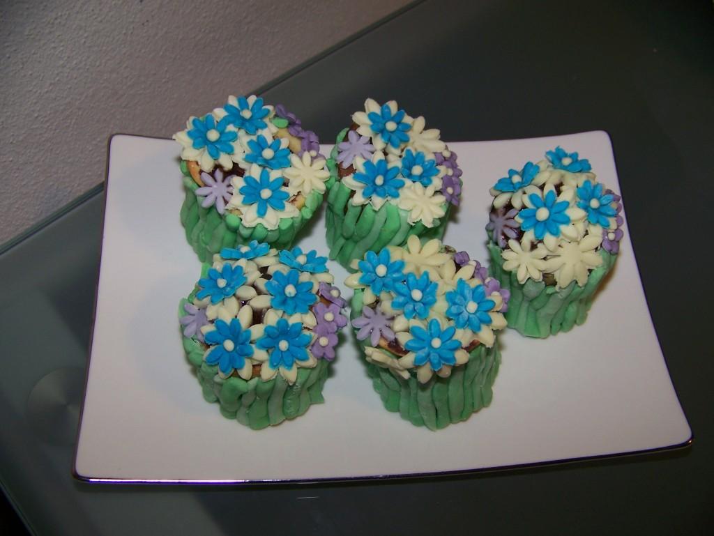 quel mazzolin di fiori..... ricetta dolce I piccoli pasticci di Pam