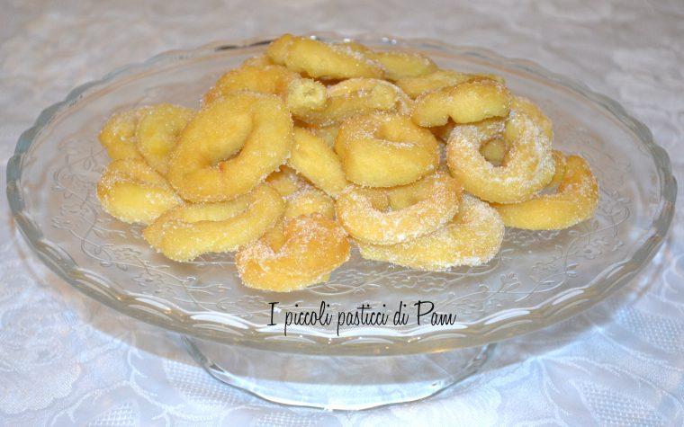 Taralli di patate dolci leccesi, ricetta carnevale