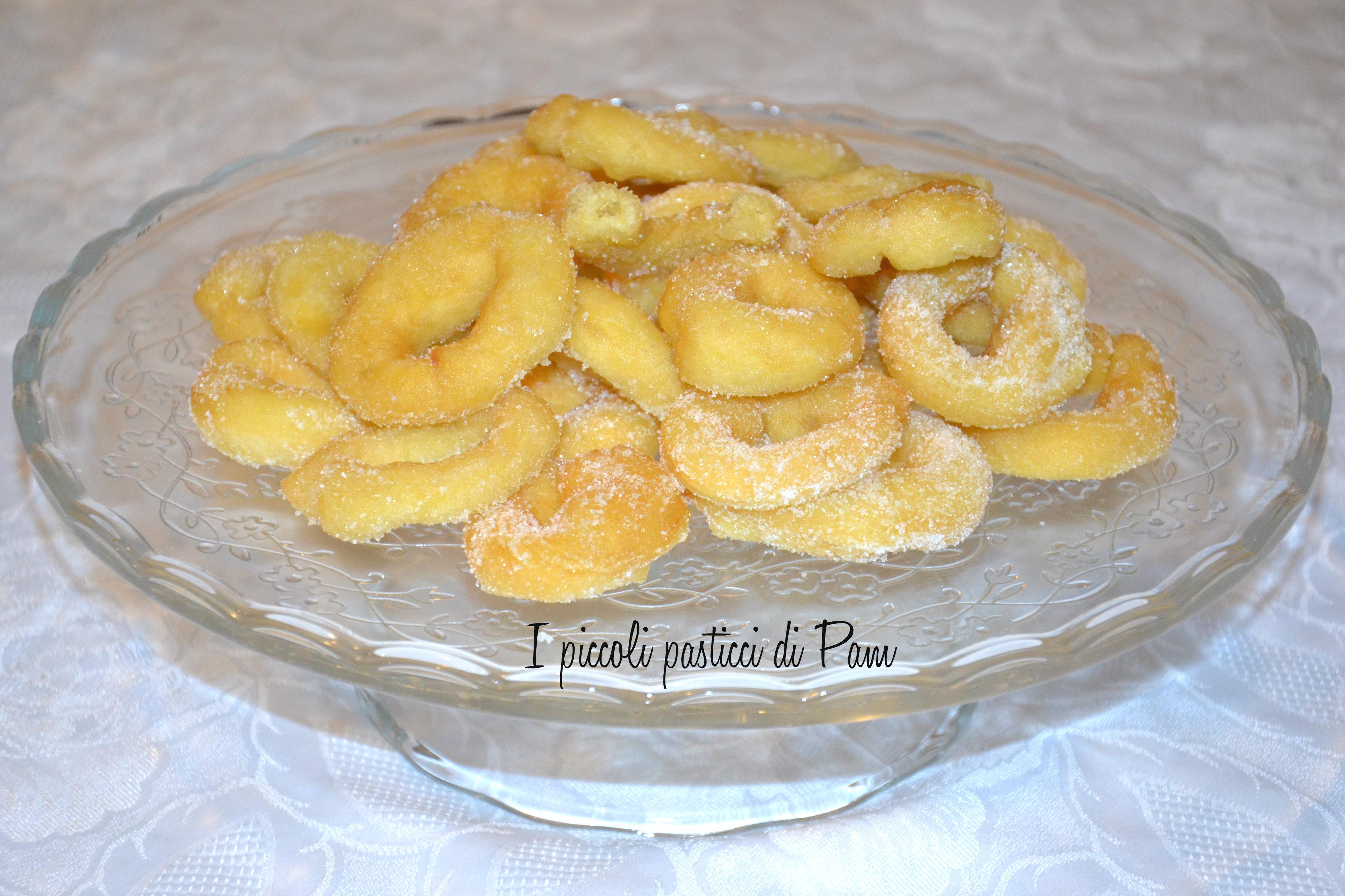 Taralli di patate dolci ricetta leccese I piccoli pasticci di Pam