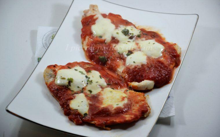 Petto di pollo alla pizzaiola, ricetta gustosa