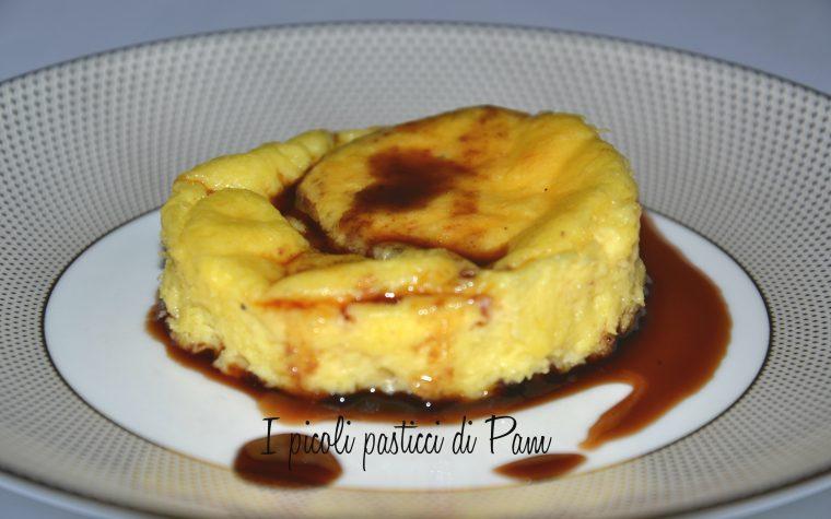 Sformatini al parmigiano con aceto balsamico, ricetta sfiziosa