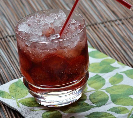 Caipiroska alla fragola analcolica, ricetta aperitivo
