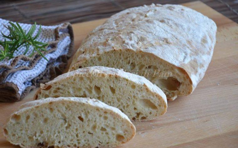 Pane con le patate e rosmarino con lievito madre, ricetta lievitati
