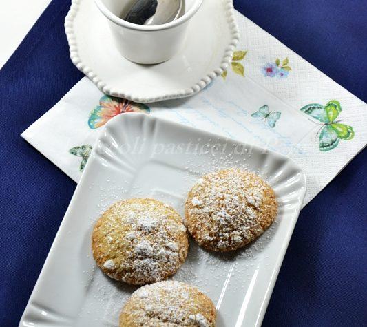 Biscotti al cappuccino, ricetta golosa