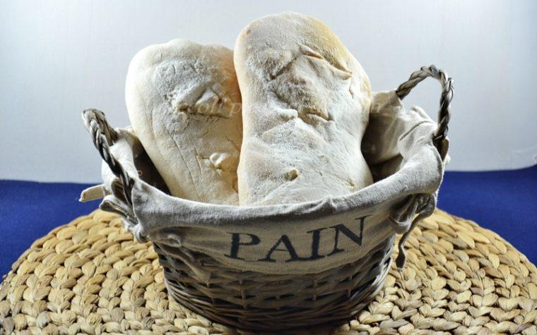 Pane con farina di Kamut, ricetta lievitati