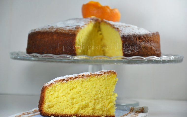 Torta all'arancia, ricetta dolce